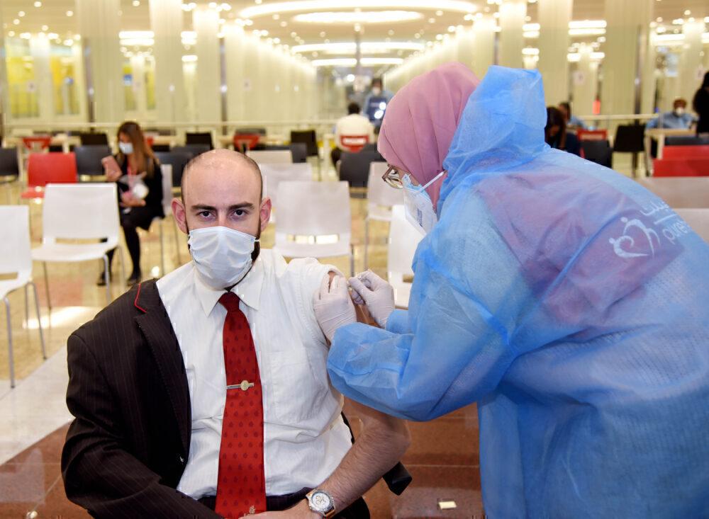 Emirates vaccination