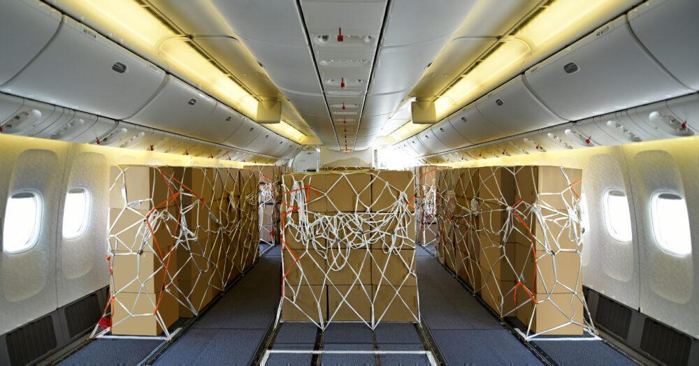 Emirates Cargo conversion