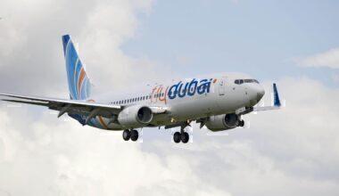 Flydubai 737