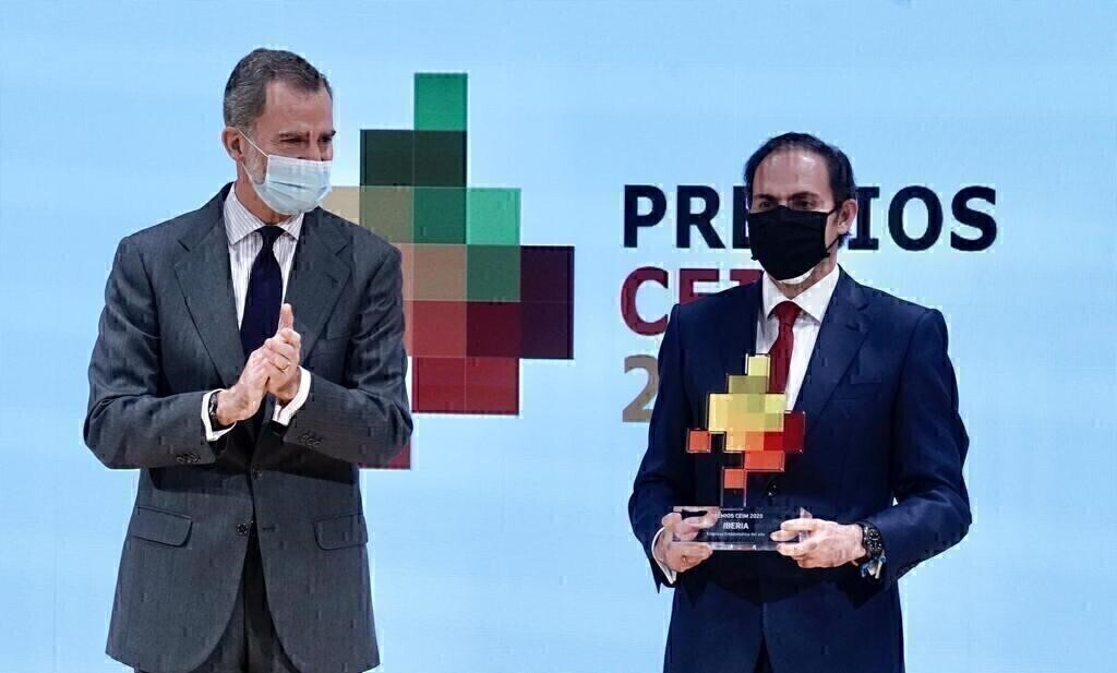 Iberia award