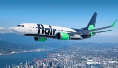 Flair 737 MAX