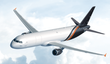 A321 p2f freighter