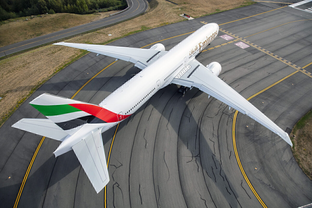 Emirates, Fleet Recovery, 2021