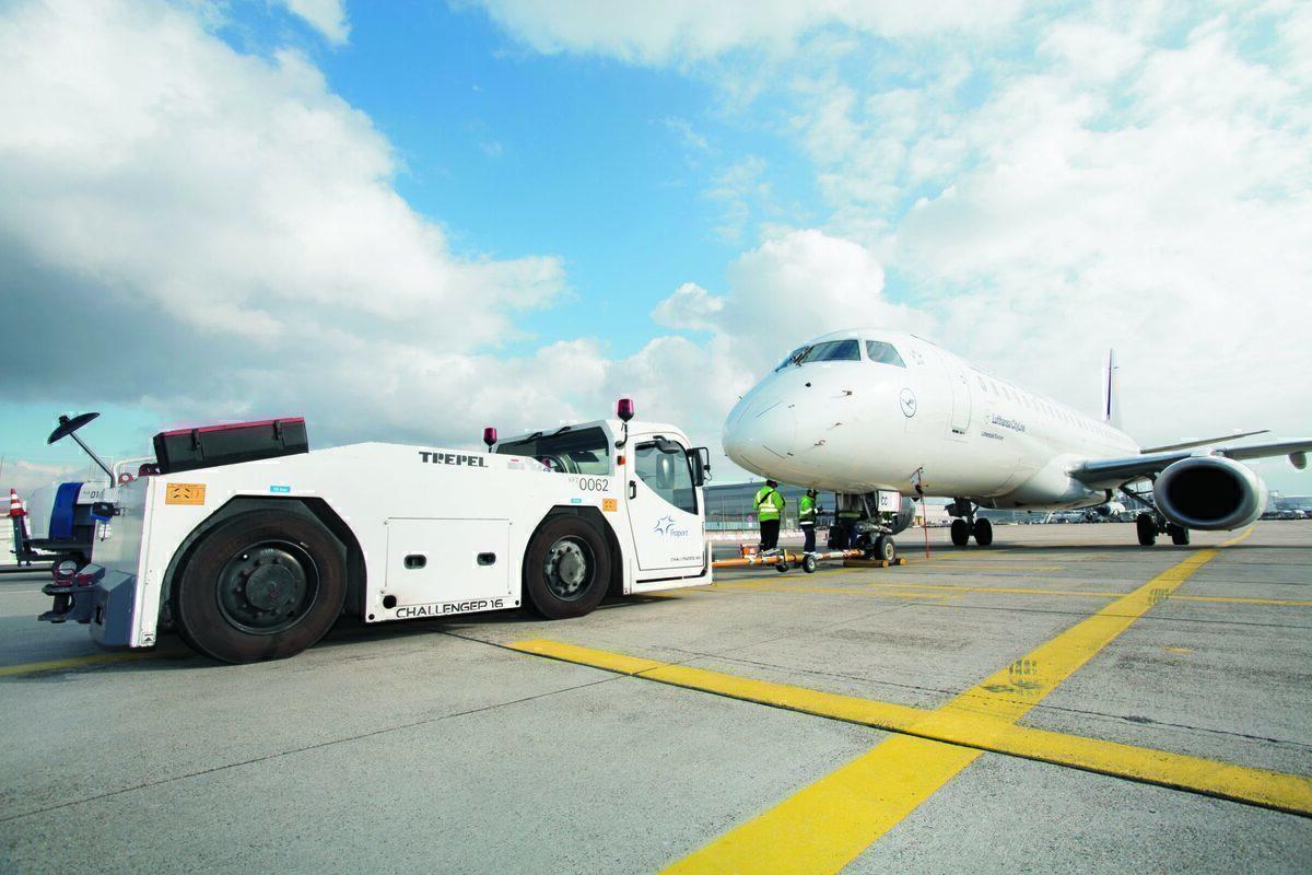 Frankfurt Airport, Passengers, Cargo