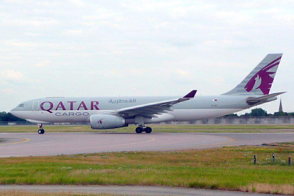 Qatar A330-200F
