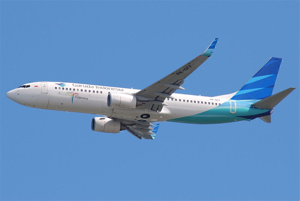 737 Garuda