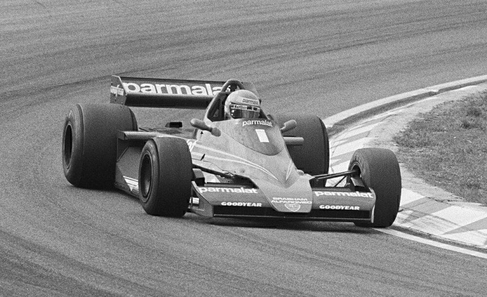 Niki Lauda Brabham