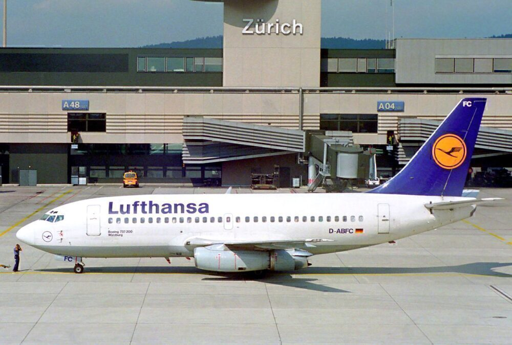What Happened to Lufthansa's Boeing 737s?