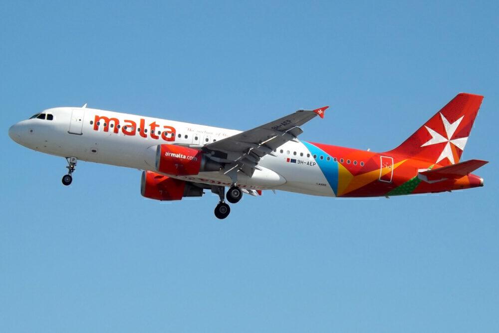 Air Malta Airbus A320