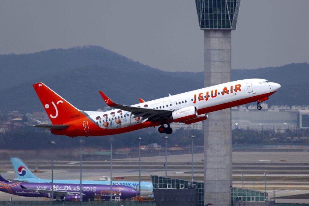 Jeju Air Boeing 737