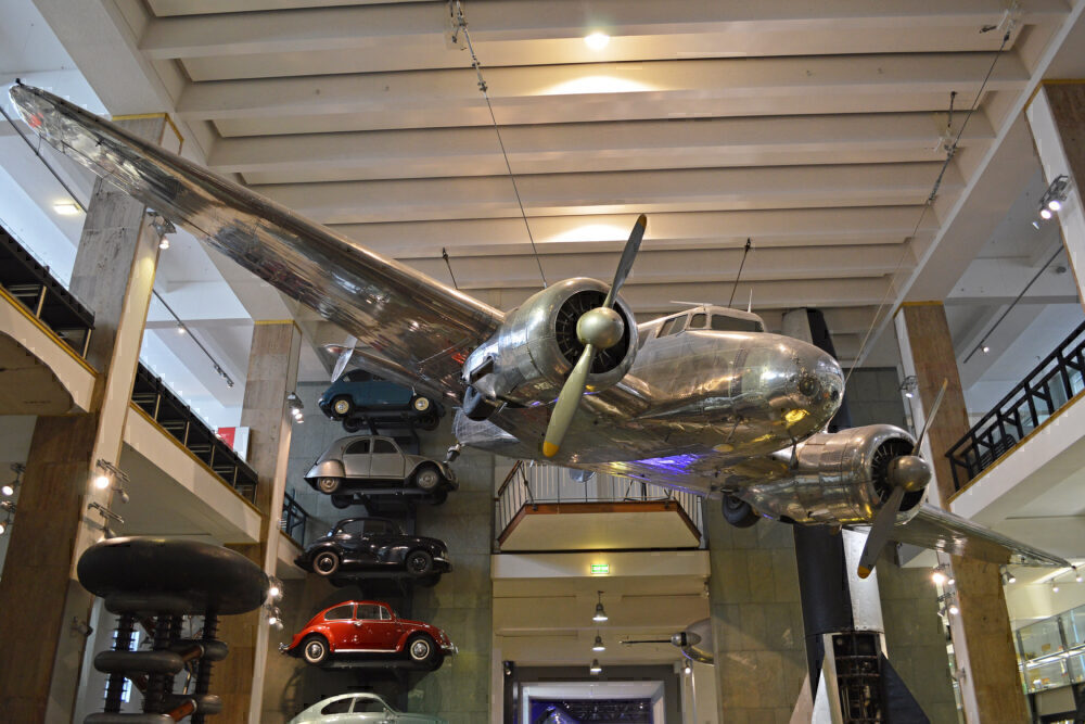 Boston-Maine Airways Lockheed Electra