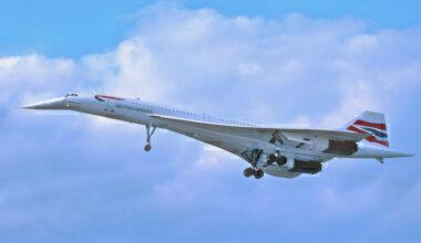 British Airways G-BOAD