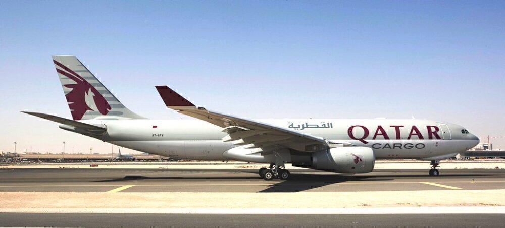 Qatar A330F