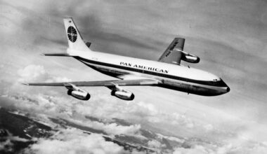 Boeing 707 Pan Am