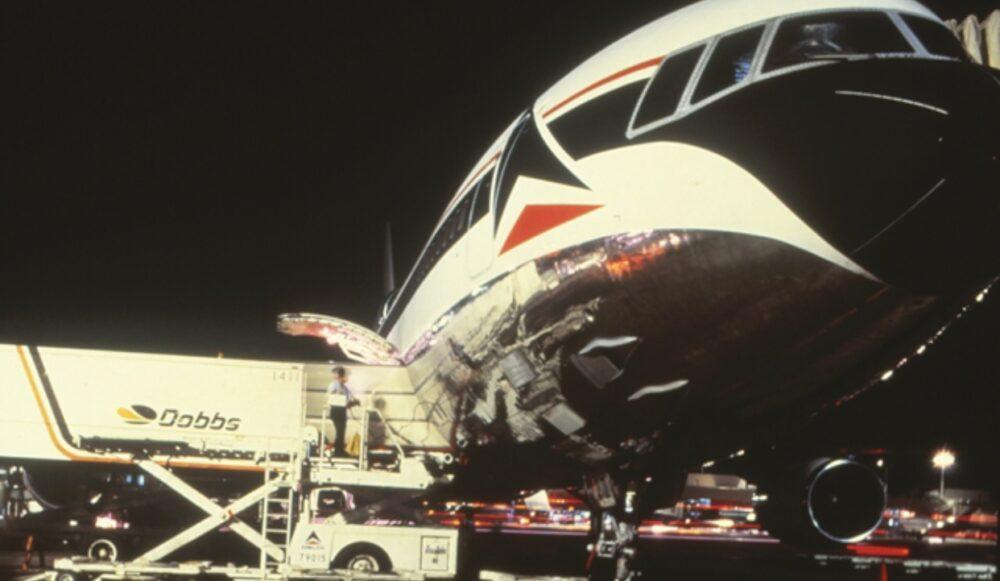 Delta L-1011 Exterior