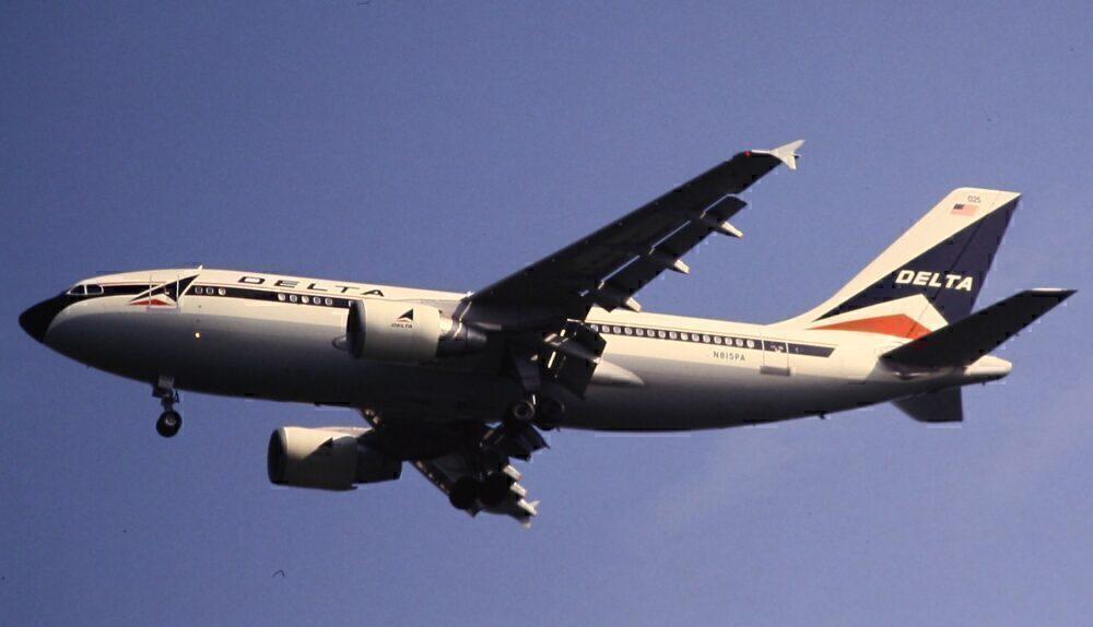 Delta Airbus A310