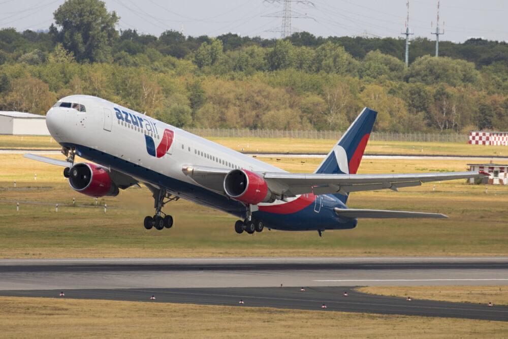 Azur Air Boeing 767