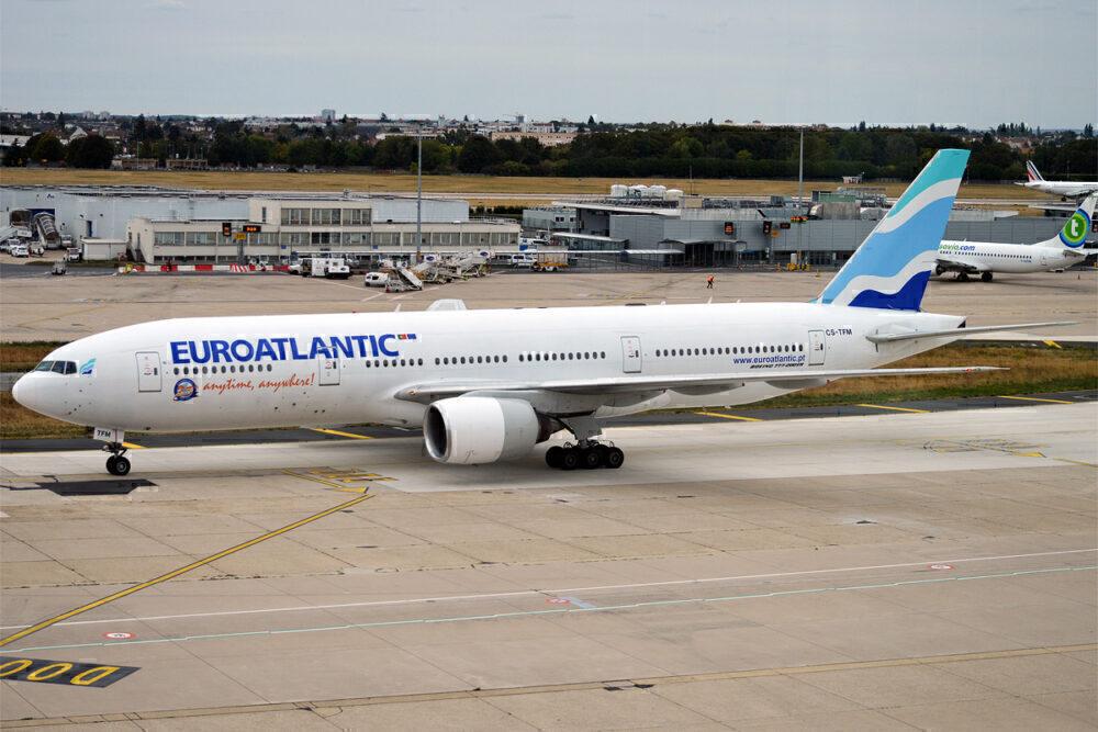 EuroAtlantic Boeing 777