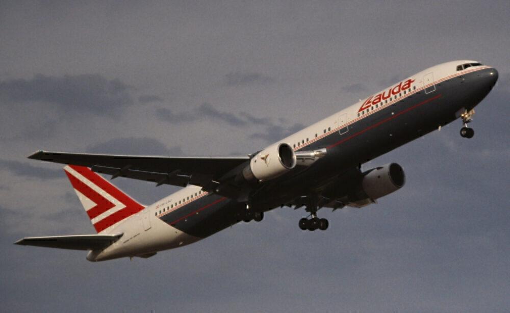 Lauda Air Boeing 767
