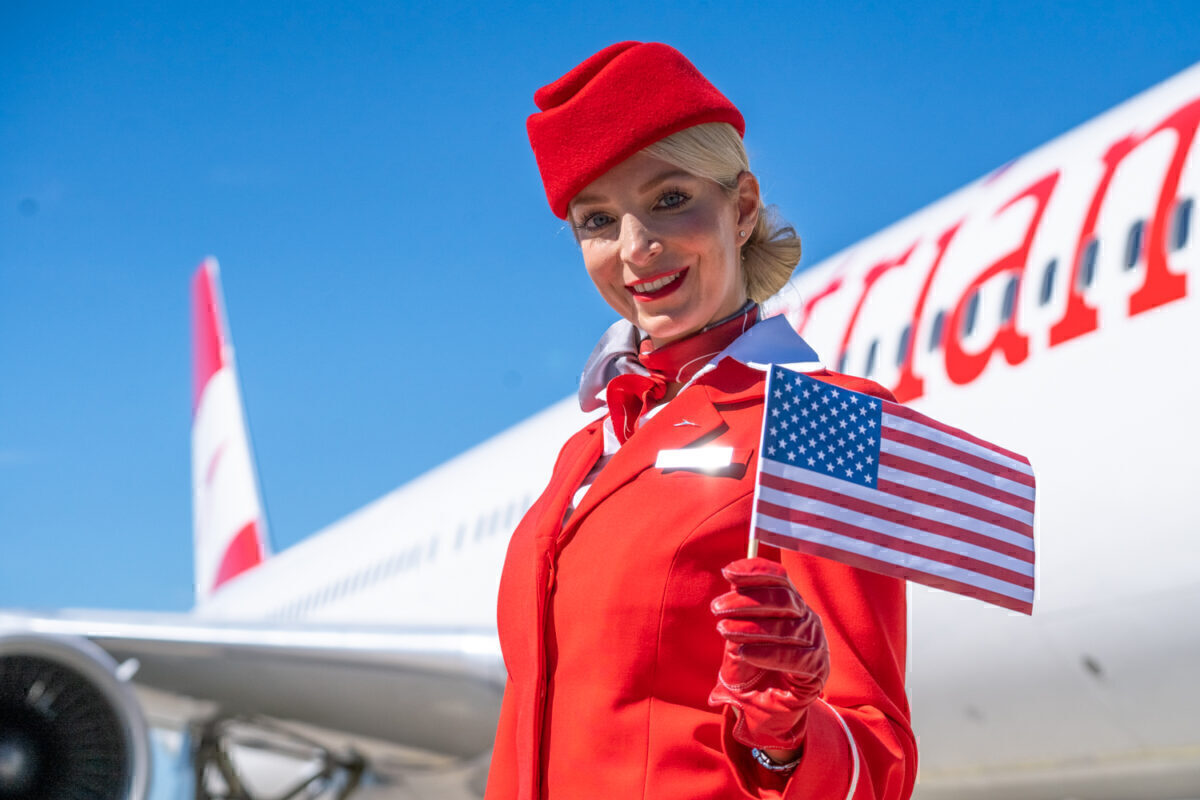 Austrian Airlines New York flights