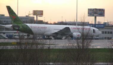Surinam Airways 777
