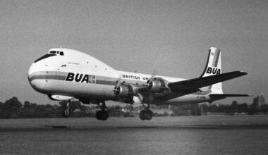 ATL-98 Carvair G-ASKN, BUAF