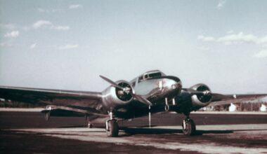 Delta Lockheed Electra 10
