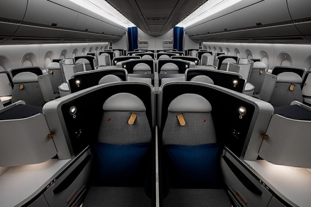 Air France A350 Interior