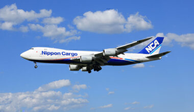 Nippon Cargo 747-8