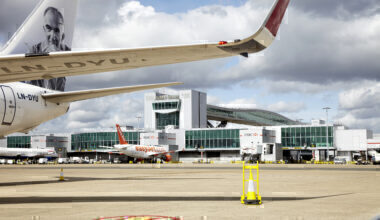 Gatwick Airport airfield