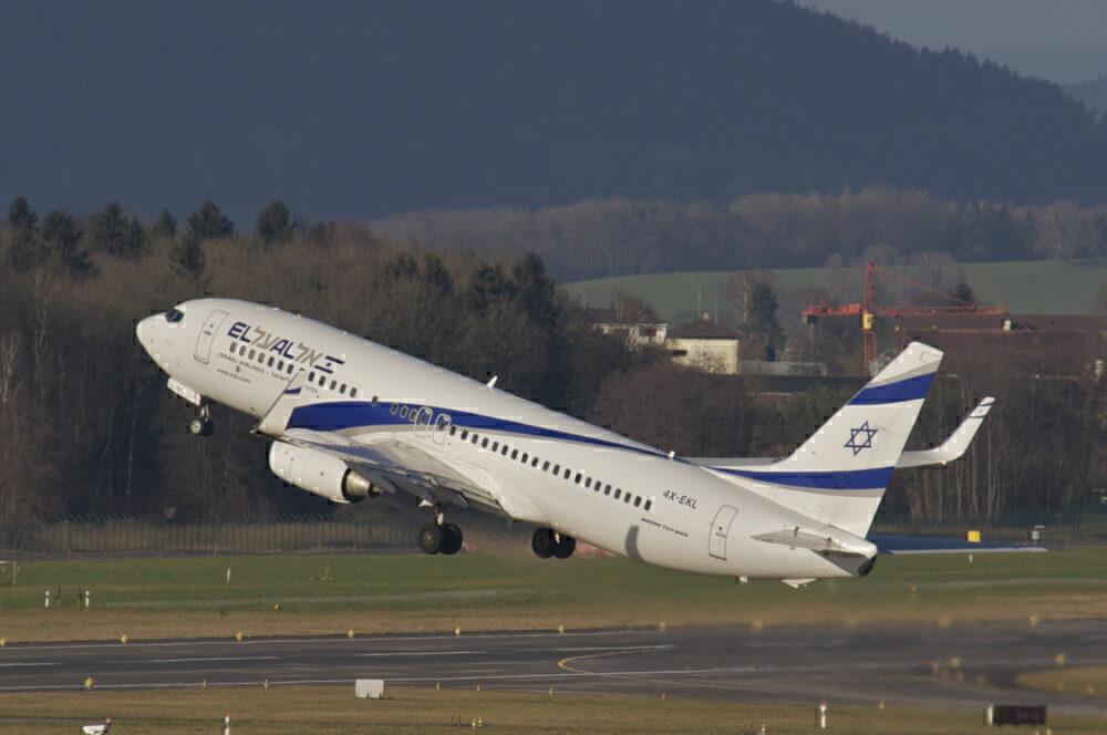 El Al Boeing 737