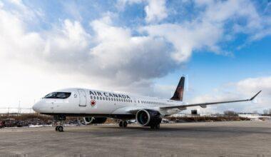 A220 Air Canada