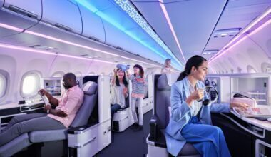 Airspace by Airbus A320 family cabin rediesgn