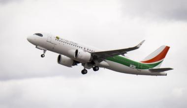 Air Côte d'Ivoire A320neo