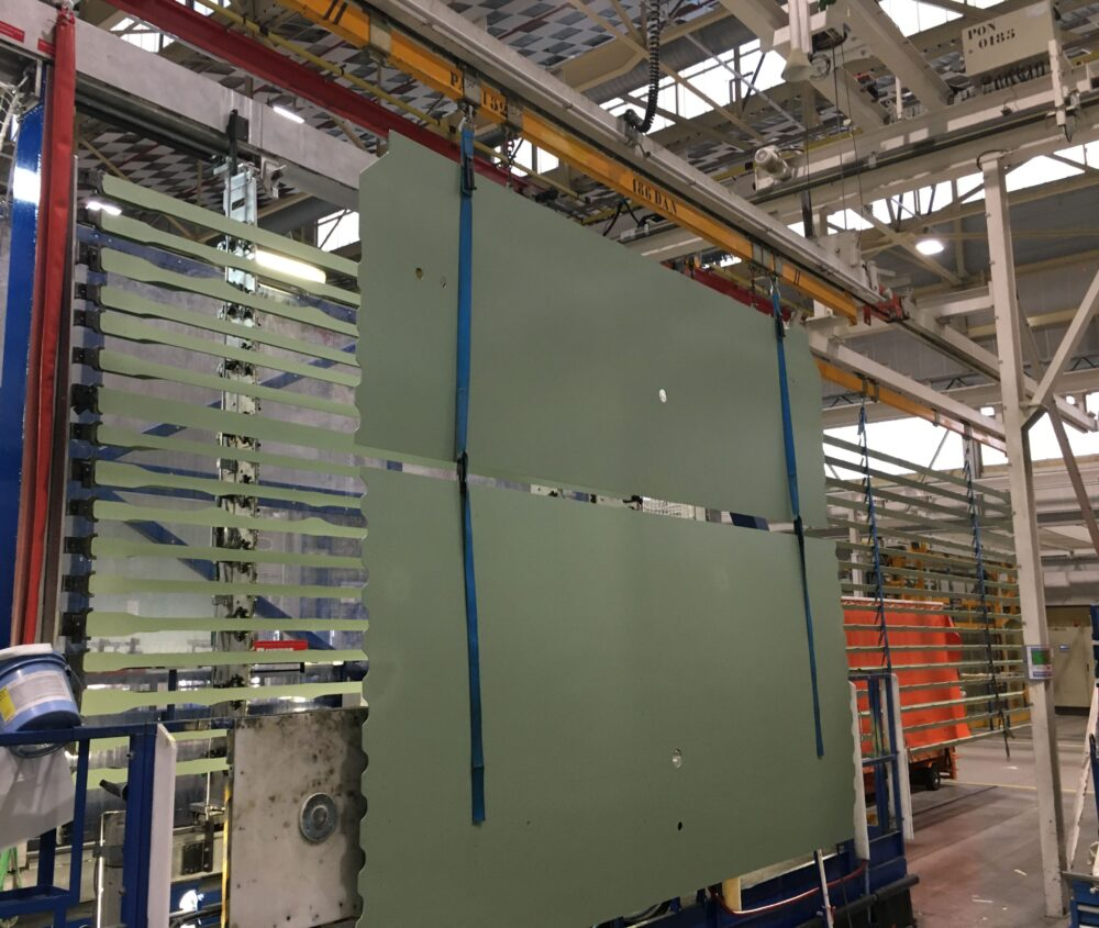 fuselage assembly Nantes