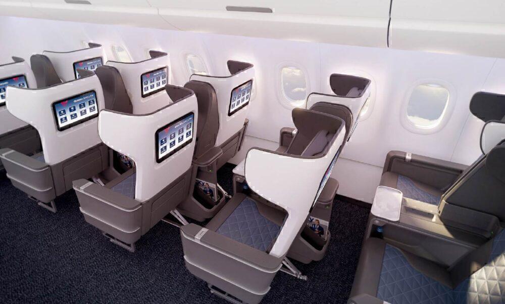 Delta A321neo seats