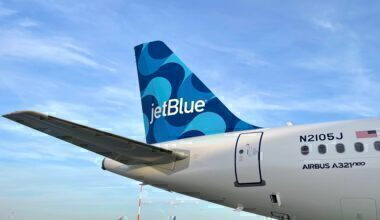JetBlue A321neo Ribbons