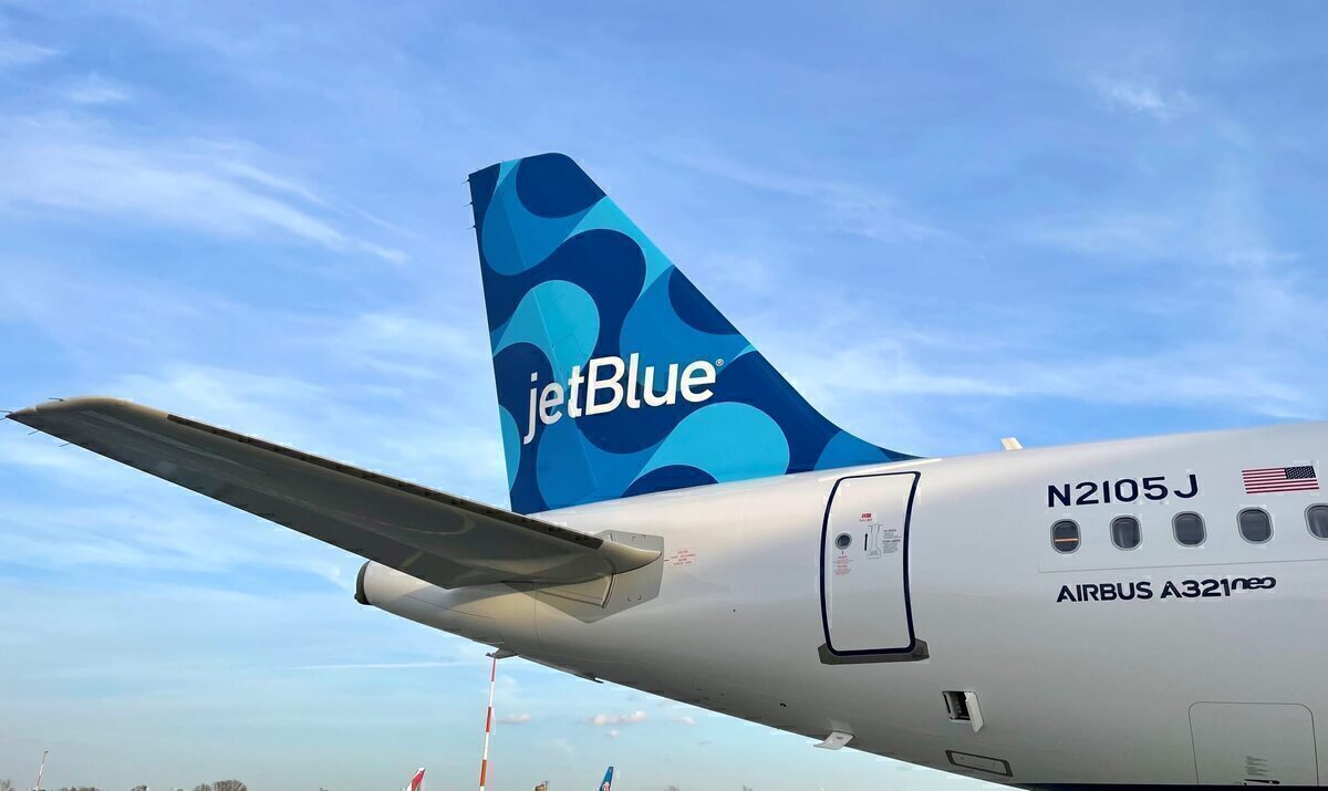 JetBlue Takes First Airbus A321neo With New Mint Suites