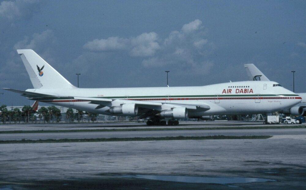 Air Dabia 747
