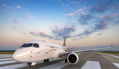 ACJ220 100 PW On Ground (1)