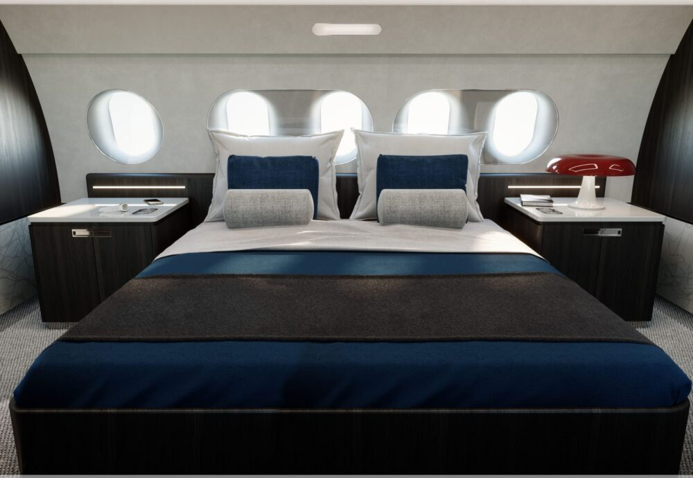 ACJ220 Bedroom