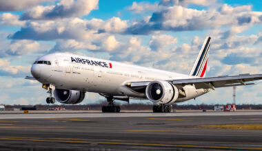 Air France, Safety Video, French Landmarks