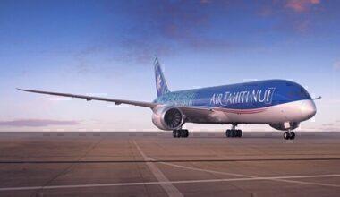 Air Tahiti 787