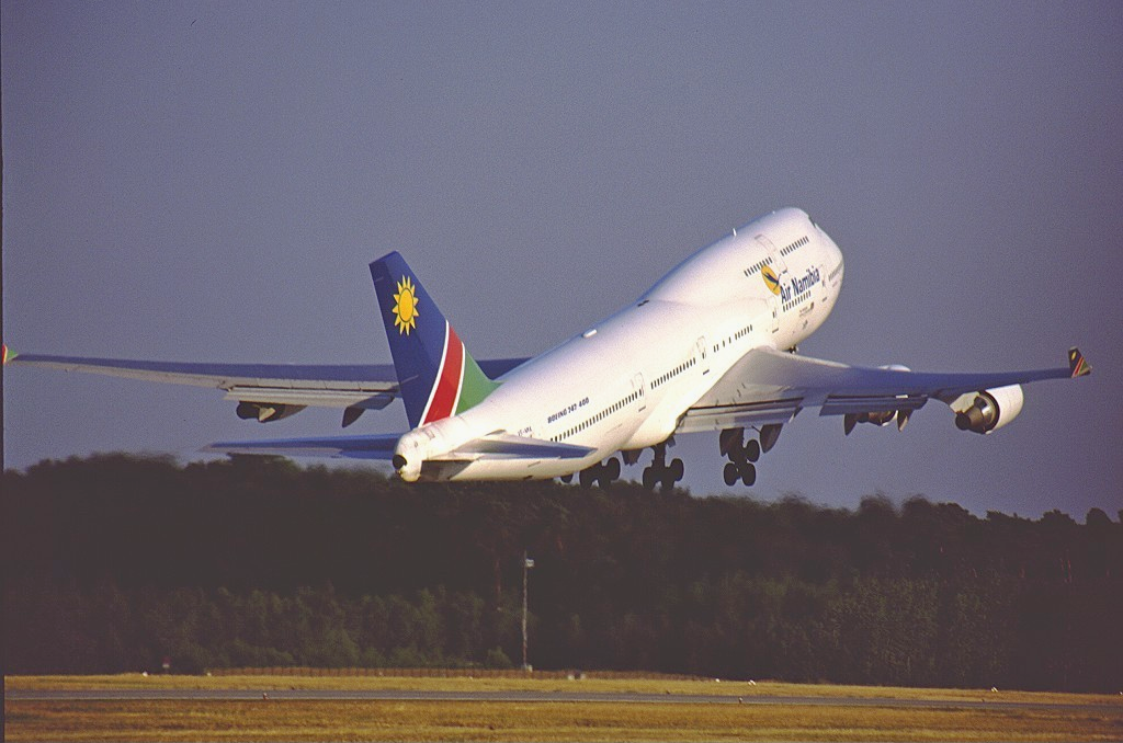 Air Namibia, Ceased Operations, Liquidation