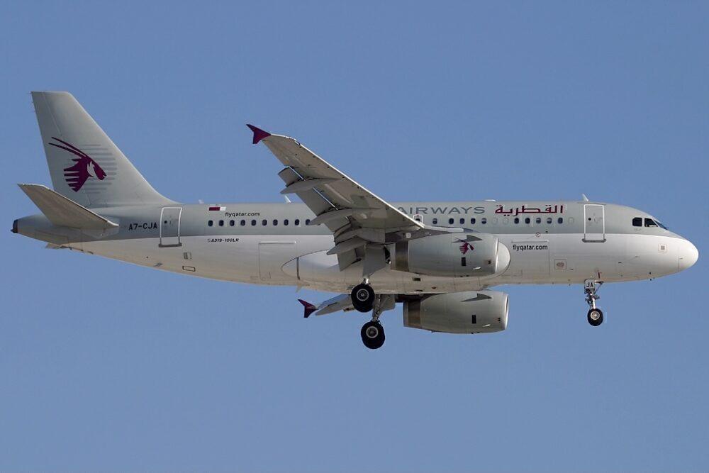 Qatar Airways A319LR