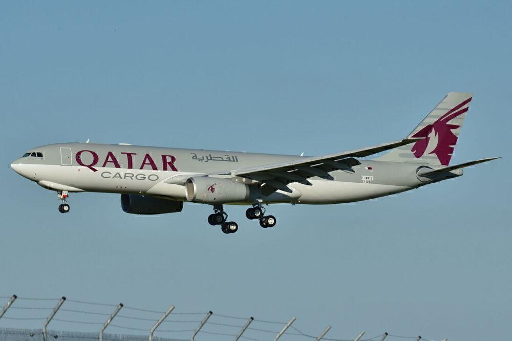 Qatar A330 Cargo