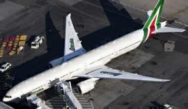 Alitalia 777-300ER