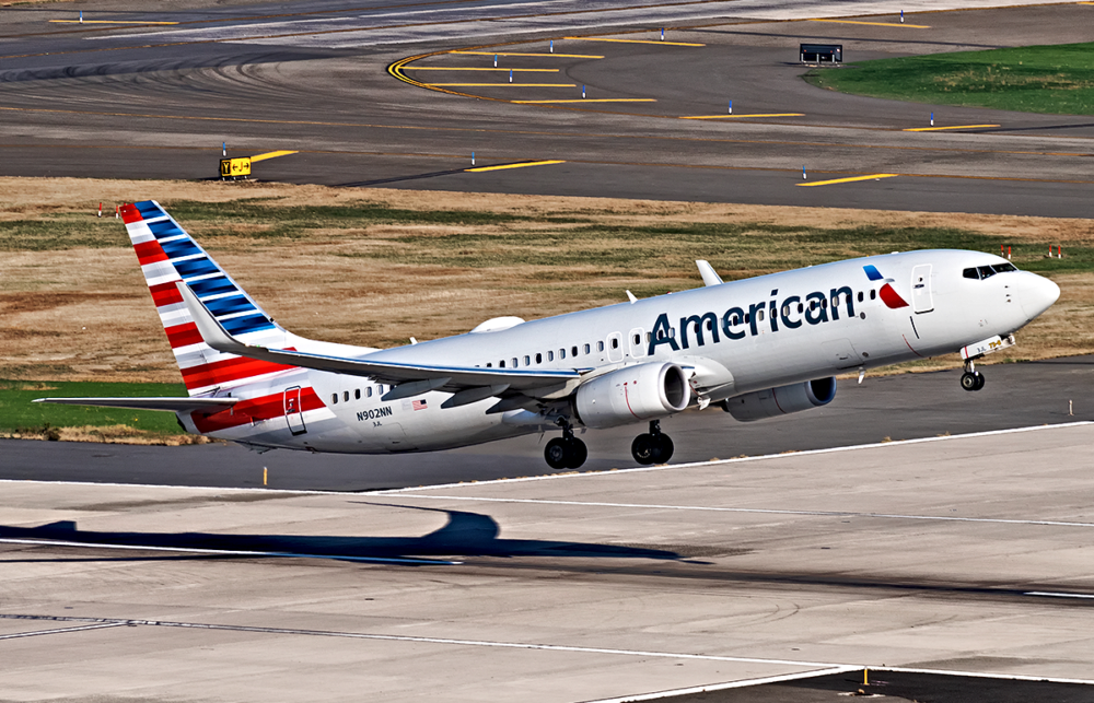 American-Airlines-737-Supected-Fuel-Leak