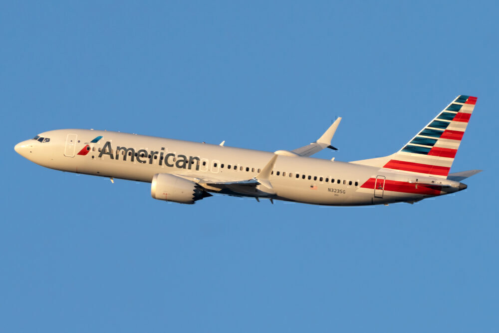 American 737 MAX