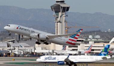 American JetBlue